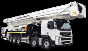(90m) BRONTO SKYLIFT S90 HLA